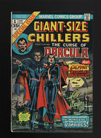 (Bronze) Giant-Size Chillers #1 VG/FN 1st Lilith - Daughter of Dracula