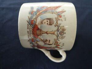 Edward V11 Coronation 1902 Mug
