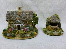 Lilliput Lane Wishing You Well Two of A Kind Collection L3381