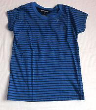 NEUF Ralph Lauren bleu rayé top - Taille 5 ans filles Authentique