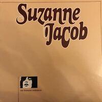 Vinyle-LP-33T : Suzanne Jacob – Une Humaine Ambulante