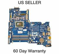 HP 15-AB Laptop Motherboard TS w/ AMD A10-9600P 2.4Ghz CPU 854958-601