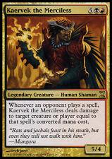 MTG KAERVEK THE MERCILESS EXC - KAERVEK LO SPIETATO - TSP - MAGIC