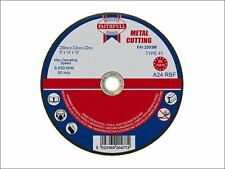 Faithfull - Cut Off Disc for Metal 230 x 3.2 x 22mm