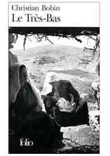 LIVRE NEUF Gallimard Folio Christian Bobin LE TRES-BAS