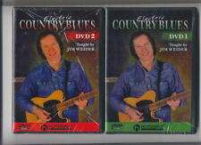 ELECTRIC COUNTRY BLUES GUITAR *NEW* 2 DVD SET