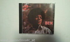 CD-MICHAEL JACKSON--BEN --1972 MOTOWN--ALBUM