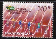 Hungary - 2001. World Youth Athletic Championships, Debrecen Mnh! Mi 4683.