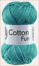 Supersonderpreis - Cotton Fun - Baumwollgarn 50 g