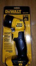 Dewalt 20v LED flashlight dcl040 work light