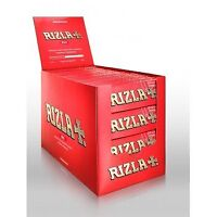 Rizla Red Regular Papers 70mm x 100 - 1 Box