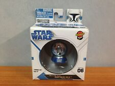 2009 Star Wars The Clone Wars Captain Rex - Marble & Base - Series 1 No 6