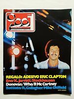 RARE CIAO 2001 3-1974 KEITH JARRETT-ENO-RORY GALLAGHER-PAUL MC CARTNEY-THE WHO