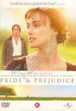 PRIDE & PREJUDICE - DONALD SUTHERLAND - SEALED DVD