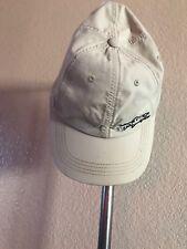 Orvis Beige Fish Hiking Adjustable Cap Hat