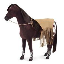 American Girl Doll Kaya's Mare Steps High Horse NEW!! Fringed Blanket