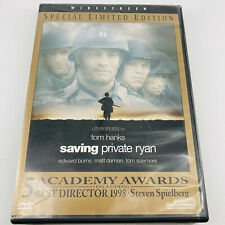 Saving Private Ryan Special Limited Edition Standard Dvd 1999 Widescreen