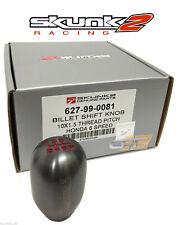 Skunk2 Weighted Shift Knob 6-Speed Honda/Acura 100% Genuine 440grams 627-99-0081