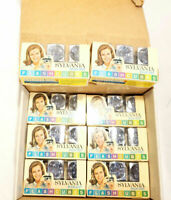 Lot of 8 Packages Of Sylvania Blue Dot Flash Cubes 24 Total With Original Box