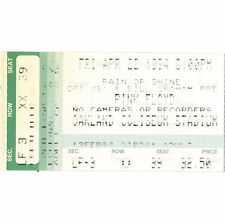 PINK FLOYD Concert Ticket Stub OAKLAND CA 4/22/94 THE DIVISION BELL TOUR RARE