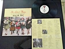 """HIS LATEST FLAME """"IN THE NEIGHBOURHOOD"""" 1989 LP (AMERICA BLUE)"""