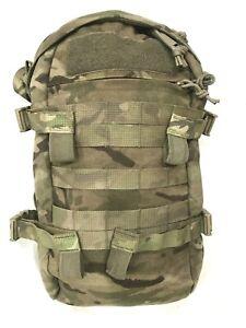 British Army MTP 17 Litre Virtus Assault Pack Daysack Rucksack Military G1 #3788
