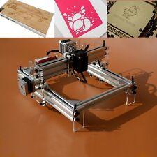 20*17cm Area Mini Laser Engraving Cutting Machine Printer Kit Desktop 200mW