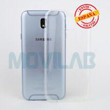 Funda carcasa gel Samsung J730 GalaxyJ7 2017 transparente ultrafina slim 0.3 mm