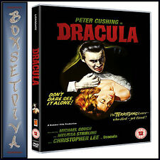 DRACULA -  Christopher Lee  *BRAND NEW DVD *