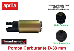 PB06 - Pompa Benzina (Fuel Pump) D-38mm per APRILIA SL 1000 Falco dal 2000 >2003