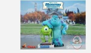 Monsters University Vinyl Collectible Set Mike and Sulley Hot Toys