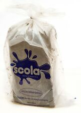 Scola Air Drying Clay 12.5kg Stone Craft Sculpting Modelling Ceramics Children