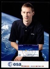 Belgischer Astronaut Frank De Winne. Sonderkarte. BRD 2009