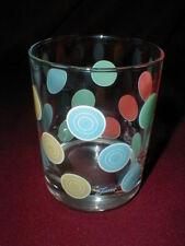 Homer Laughlin Fiesta 12 Oz Glassware Old Fashioned Glass Tumbler