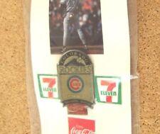 1993 Colorado Rockies 7-11 Coca-Cola pin #7, Chicago Cubs