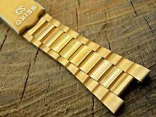 Seiko Vintage NOS Unused Deployment Clasp Watch Band 23mm Base Metal Bracelet