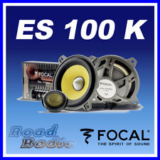 FOCAL ES100K 2-way Component Car Speakers