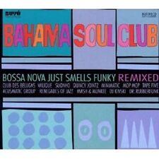"THE BAHAMA SOUL CLUB ""BOSSA NOVA JUST SMELLS..."" CD NEU"