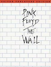 Pink Floyd The Wall Song Book Guitar Tab Edition