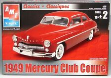 AMT 1949 MERCURY CLUB COUPE  1:25 Model Kit - NEW - FACTORY SEALED PARTS