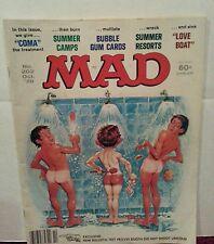 "Mad MAGAZINE NO. #202 OCTOBER 1978 The ""Coma"" treatment"