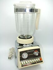 Vintage Oster Osterizer Cyclomatic 678 Imperial Timer or Manual Blender Glass