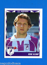 FOOTBALL 99 BELGIO Panini-Figurina -Sticker n. 186 - KLOMP - HARELBEKE -New