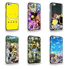 Anime Assassination Classroom Soft Phone Case Cover Skin for Apple iPhone iPod