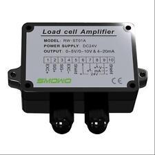 0-5V/10V 4-20mA Load Cell sensor Amplifier Transmitter strain gauge transducer