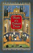Music of a Distant Drum: Classical Arabic, Persian, Turkish, and Hebrew Poems by Princeton University Press (Paperback, 2011)