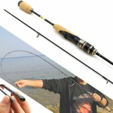 1.8M Ultra Light Spinning Fishing Rod Lure Pole Carbon UL Power Bait Casting
