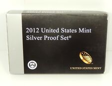 2012 Silver US Mint Issued Proof Set !!