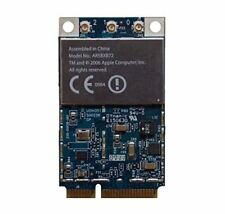 " CARTE AIRPORT WIFI MACBOOK PRO 13"" 15"" 17"" A1181 A1226 2007 2008 2009 AR5BXB72"