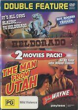 Heldorado / The Man From Utah - DVD Double